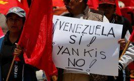 Chavismo ordena campaña contra Trump en redes sociales