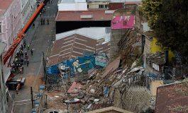 Dos venezolanos murieron en derrumbe en Valparaíso
