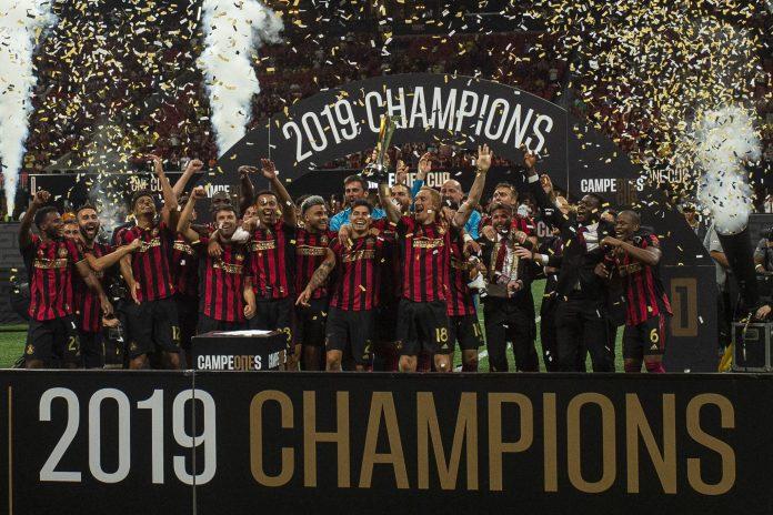 El venezolano Josef Martínez le dio el título al Atlanta United ante el América