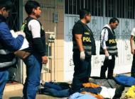 """Detuvieron en Perú a cuatro venezolanos del """"Tren de Aragua"""", tras asaltar una casa de apuestas"""