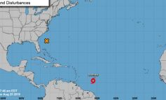 Tormenta Dorian amenaza con convertirse en huracán camino al Caribe