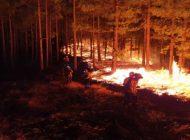 Unos 8 mil evacuados por gran incendio en isla de Gran Canaria