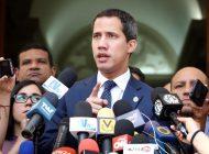 Guaidó: La liberación de Zambrano es una victoria de la presión ciudadana, no una gentileza de la dictadura