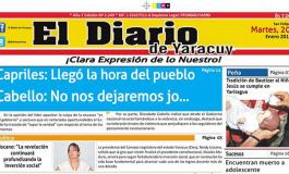 Editor del Diario de Yaracuy al gobernador León Heredia: La Impunidad no es eterna