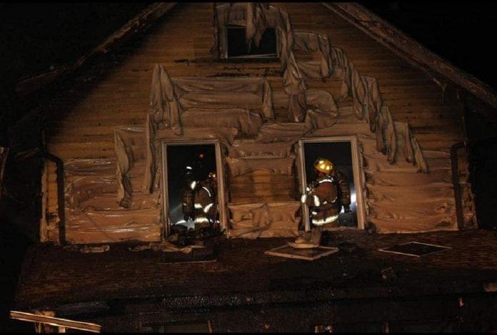 Cinco niños murieron por incendio en una guardería de EEUU