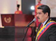 Maduro confirmó conversaciones con funcionarios de EEUU