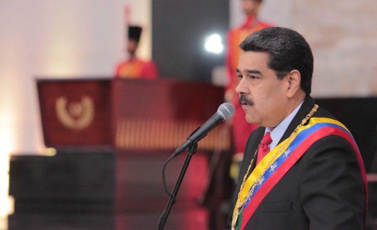 Maduro a Guaidó: eres un gusano despreciable