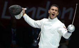 Rubén Limardo triunfa en Lima con una medalla de oro