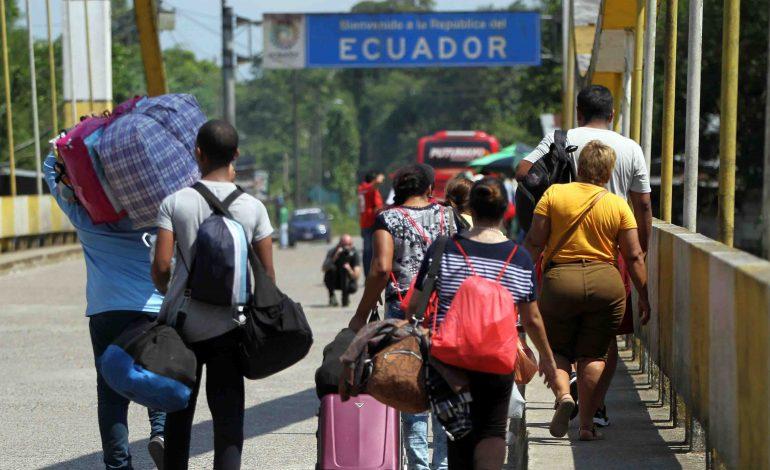 Venezolanos en Ecuador exigen una disculpa pública a ministra tras arrestos