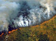 Incendios forestales en el Amazona superan los 70.000 durante este año