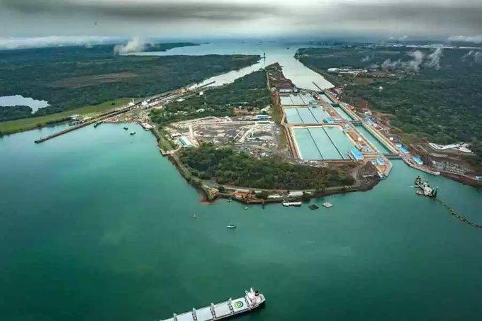 Buque con soya que iba a Venezuela hizo tránsito previsto en el Canal de Panamá