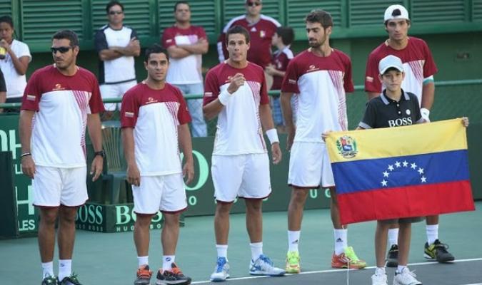 El Doral será por tercera vez la sede de Venezuela en Copa Davis