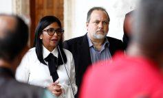 Delcy Rodríguez se va de viaje otra vez a Rusia para reunirse con Lavrov