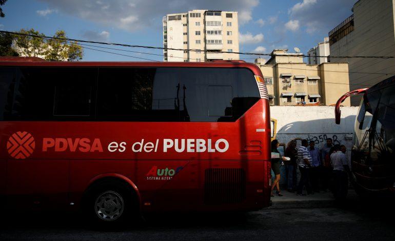 Tribunal en Houston subastará gasolina venezolana decomisada