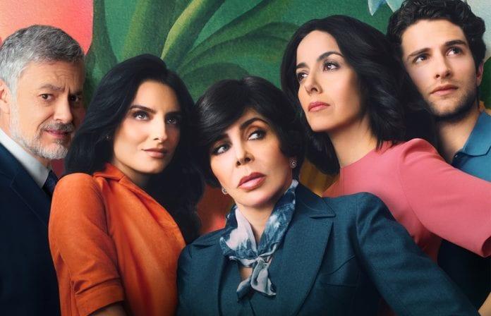 "Publicaron trailer de la serie de Netflix ""La Casa de las Flores"""