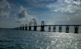 El Puente sobre el Lago de Maracaibo en el estado Zulia, cumple sus 57 años de inauguración