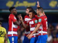 Venezolano Darwin Machís debutó con gol en el Granada (+vídeo)