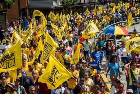 Primero Justicia sanciona a sus diputados relacionados con trama de corrupción de los CLAP