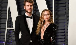 """Liam Hemsworth le deseó a Miley Cyrus """"salud y felicidad"""" tras terminar su relación"""