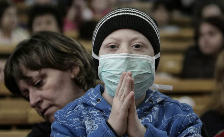 Más de 40 niños con cáncer exigieron al gobierno venezolano atención médica