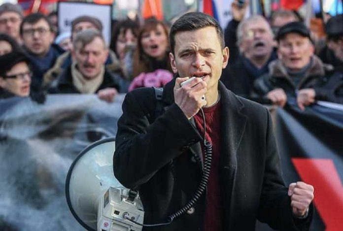 Opositores rusos piden aplazar elecciones y anuncian nueva marcha