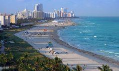 "Advierten sobre ""derrame masivo"" de aguas residuales en playas de Miami"