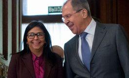Moscú y Caracas reafirman lazos con visita de Delcy Rodríguez a Rusia