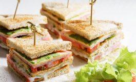 Por esto debes cortar los sándwiches en triángulos