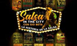 """Show musical """"Salsa in the city. La historia de la salsa"""" se realizará en el Teatro Trail"""