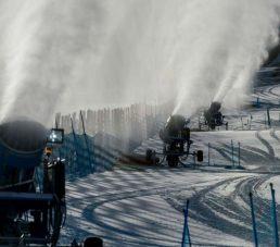 Centros de esquí de Santiago de Chile con cada vez menos nieve por el cambio climático
