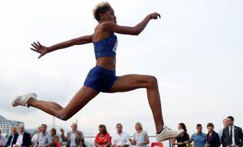 Yulimar Rojas, candidata a mejor atleta del año