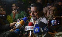 Zambrano tras su liberación: Fui secuestrado y casi aniquilado humanamente por este régimen