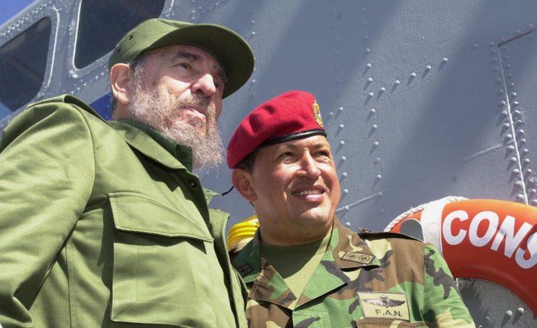 El chavismo y su galería de fotos con personas de no muy buen ver