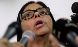 AN legal pide investigar viaje de Delcy Rodríguez a España