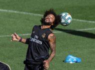 Marcelo será baja en el Real Madrid ante PSG por lesión en la espalda