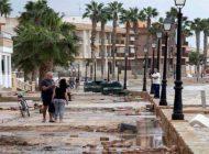 Evacúan a 1.700 personas más por inundaciones en España