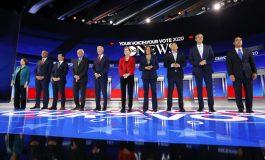Venezuela, inmigración, salud, racismo y armas fueron los temas del tercer debate demócrata