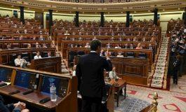 Control parlamentario al gobierno español convertido en campaña electoral