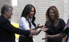 La duquesa de Sussex lanzó línea de ropa para ayudar a mujeres sin empleo