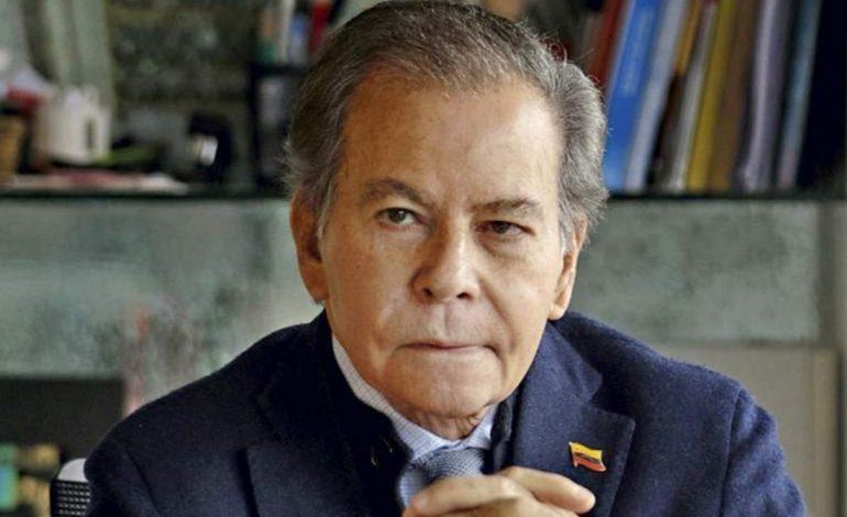 """""""Saquemos al narco tirano"""": el contundente mensaje de Diego Arria a los venezolanos"""