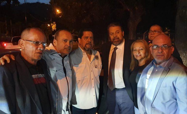 """Liberan a Edgar Zambrano luego de acuerdo """"chavista-opositor"""""""