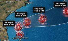Huracán Humberto amenaza con fuerte oleaje a Estados Unidos