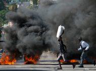Protestas en Haití continúan enardecidas tras conflicto de Petrocaribe
