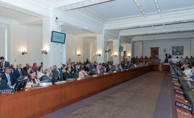 OEA aprobó convocatoria de cancilleres del TIAR por crisis en Venezuela