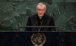 Secretario Parolín en la ONU: Venezuela es una preocupación apremiante para el Vaticano