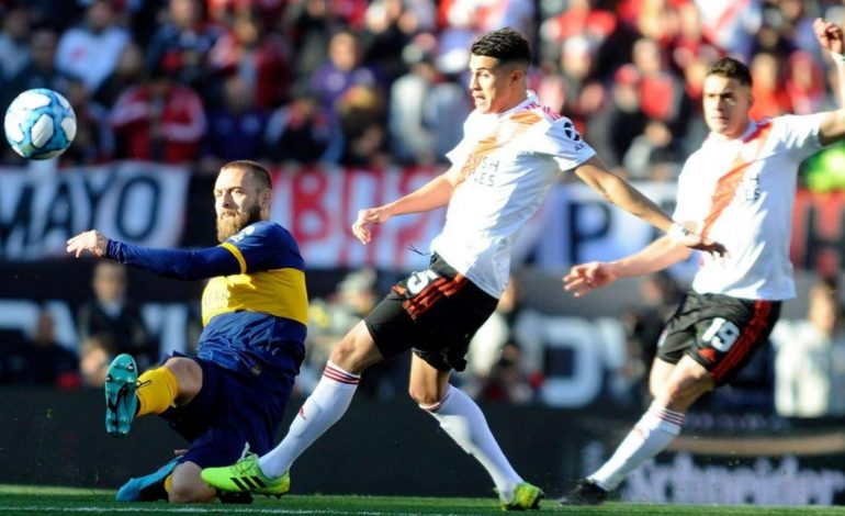 River y Boca se roban la atención en las semifinales de la Libertadores