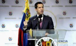 Guaidó propone conformar un Consejo de Gobierno para solucionar la crisis