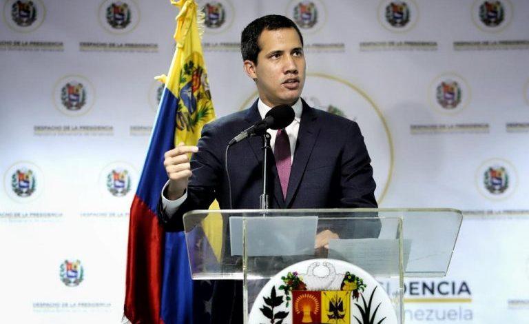 Guaidó: Maduro le quita dinero a los venezolanos para desestabilizar a la región