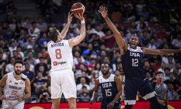 Serbia certifica la destitución de Estados Unidos del baloncesto mundial