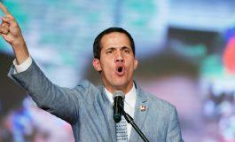 Guaidó no dejará el poder hasta lograr unas elecciones limpias